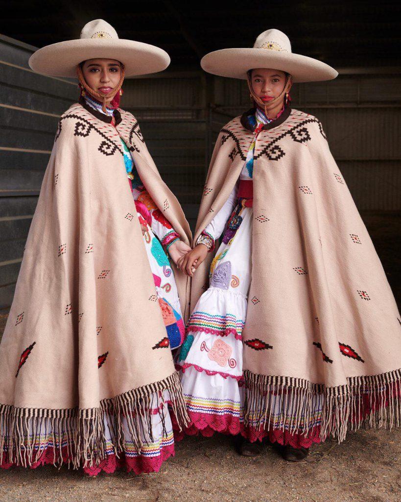 لباس زنانه-لباس اصیل زنان مکزیک