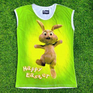 تاپ زنانه طرح خرگوش