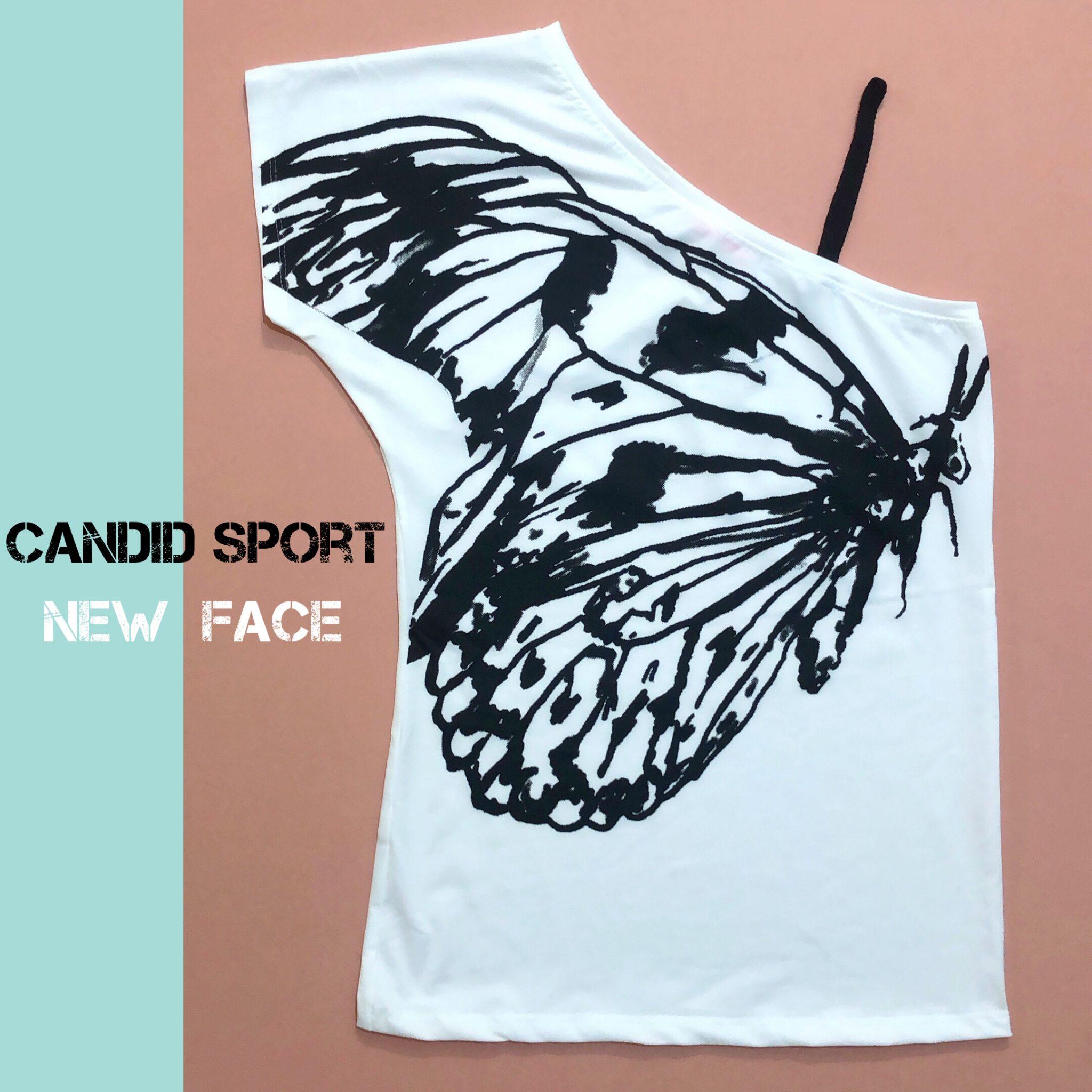 تی شرت پروانه